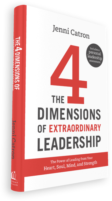 You Have The Capacity To Become An Extraordinary Leaderu2014if You Are Willing  To Embrace A Deeper Definition Of Leadership And Take Action To Apply It.